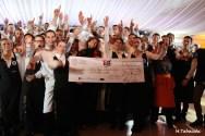 A Toulon, les chefs ont réuni 23.110€ pour les Restos du Coeur