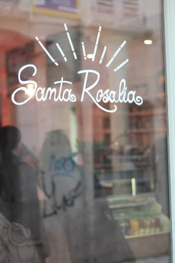 restaurant Santa Rosalia, Toulon