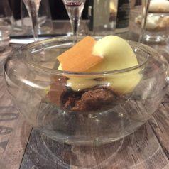 Chocolat Valrhona, praliné, passion