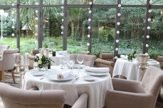 L'Olivier, le restaurant gastronomique