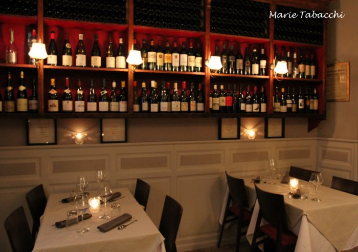 Tables et Comptoir, Toulon, Serge Vaz