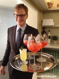 Victor Delpierre, champion du monde de cocktails...