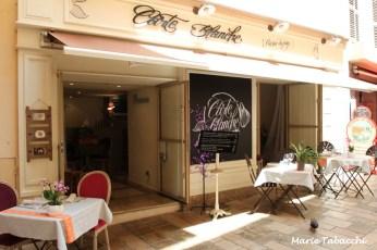 Restaurant Carte Blanche, Hyères