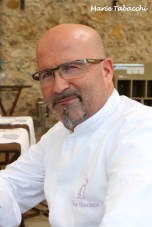 Didier Chouteau, chef de l'Amandier de Mougins