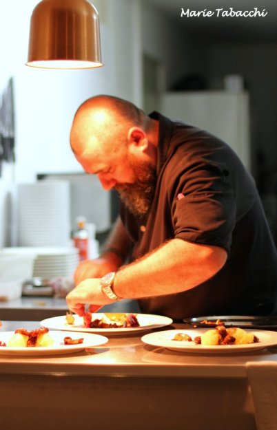 L'Instant Culinaire, Fabrice Giraud, Solliès-Ville