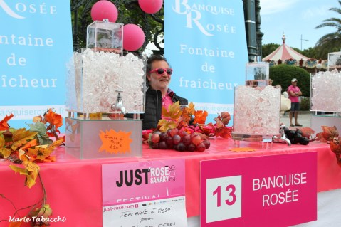 Just'Rosé 2016, Sanary