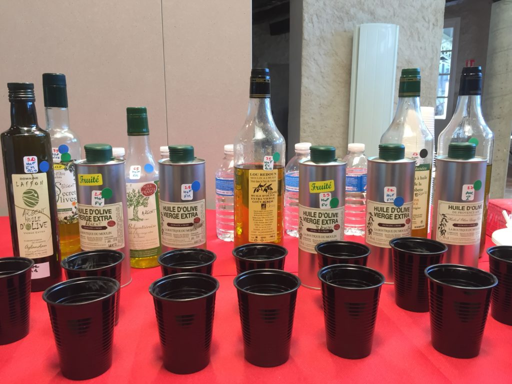 Concours huile olive Draguignan
