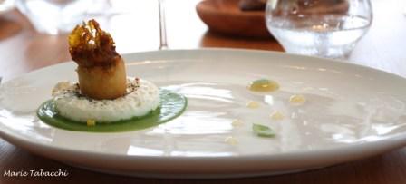 Restaurant Horizon, Grand Hôtel des Sablettes