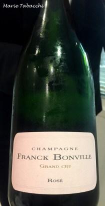 Champagne Franck Bonville