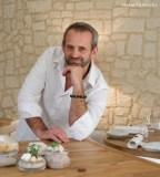 Geoffrey Poesson, chef à La Badiane à Sainte-Maxime