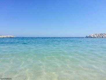 Mourillon, Toulon, plage