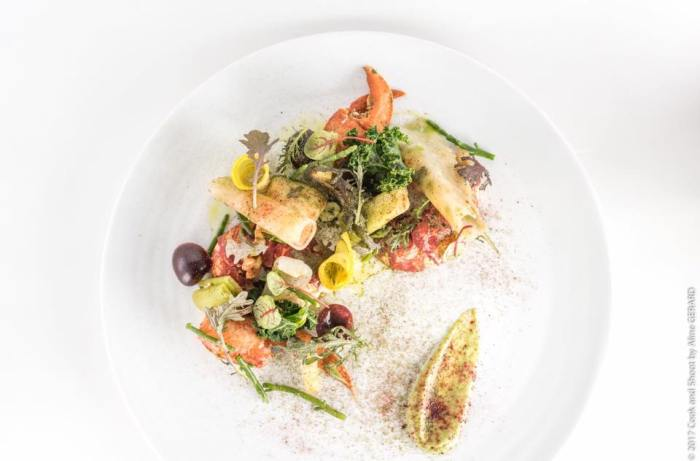 Restaurant l'Olivier, l'Ile Rousse, Bandol