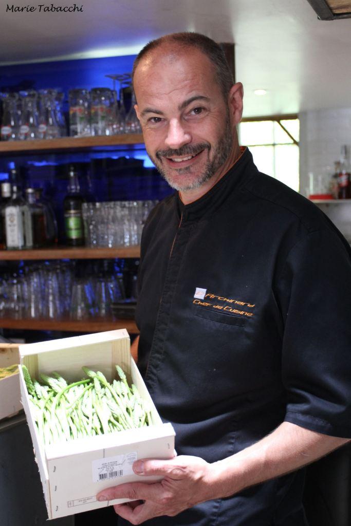 Mimosa restaurant, Bormes les Mimosas