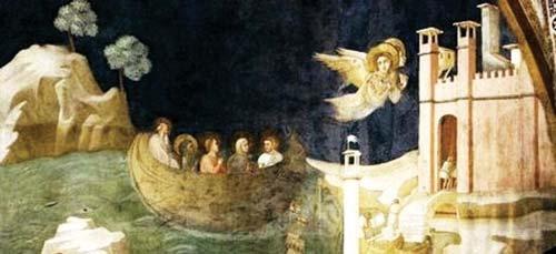 Именно семья пророка Джошуа перебралась полторы тысячи лет назад в Прованс, в теперешний Марсель