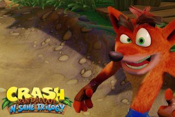 Crash Bandicoot serisi Remastered oldu…