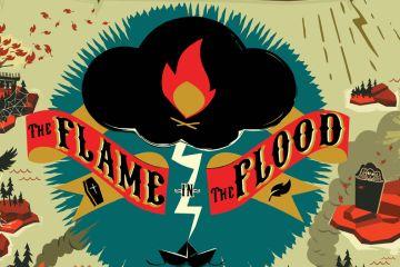 The Flame in the Flood, PlayStation 4 için çıktı!