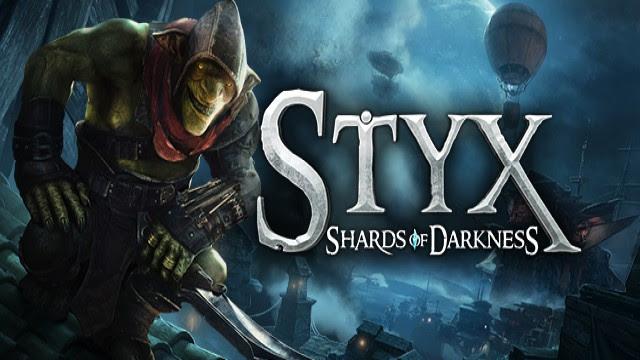 """Styx: Shards of Darkness için """"Gizlilik Sanatı"""" fragmanı"""