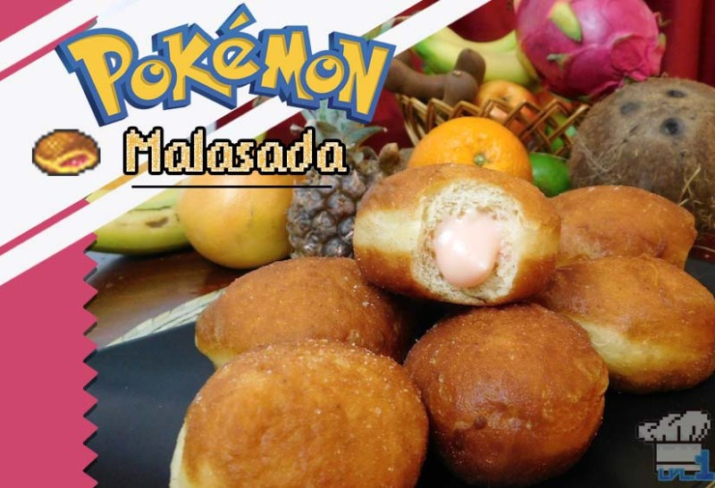 Pokémon Sun & Moon – Big Malasada