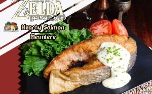Legend of Zelda: Breath of the Wild – Hearty Salmon Meunière