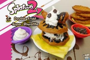Splatoon 2 – Double-Fried Super Shwaffle