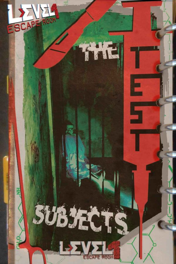 The Test Subjects 600 x 900