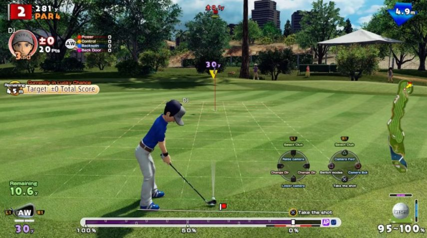 Best Golf Games On PS4 Or Xbox One So Far   Level Smack  1 Everybody s Golf