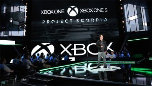 The XBox Scorpio Launch