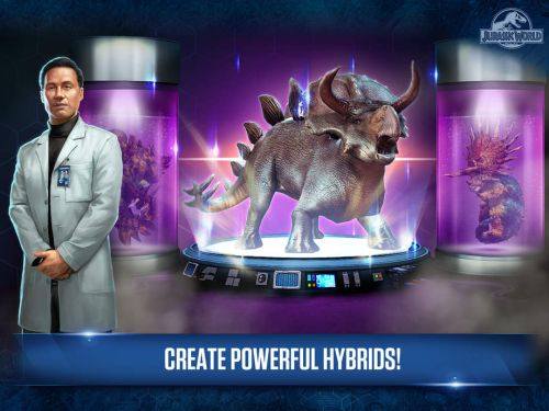 Jurassic World The Game Tips Tricks To Level Up And Evolve Your Dinosaurs