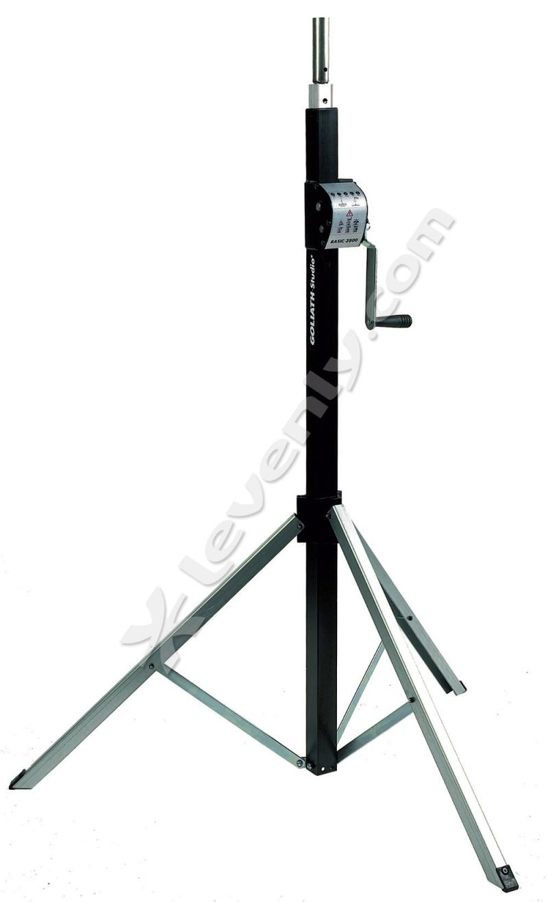 Goliath Studio BASIC 3800 Pied Lvateur Charge 80kg