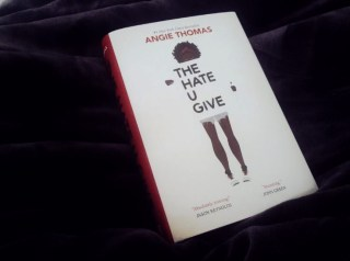couverture the hate u give angie thomas
