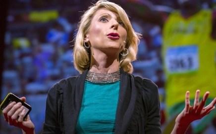 Amy Cuddy TED talk