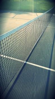 Court de tennis de Saint Just en Chevalet, location du court seul ou avec matériel
