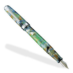 Levenger True Writer® Sea Glass Fountain Pen