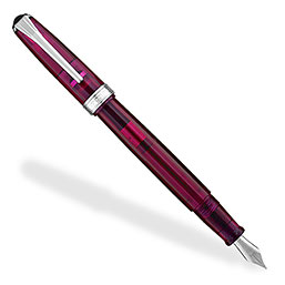 Levenger True Writer Demo  Fountain Pen in Shiraz