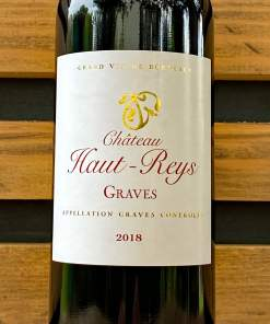 Château Haut Reys Bordeaux Graves