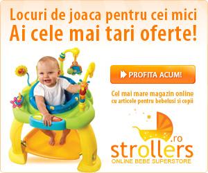 Super Oferta pentru cei mici numai la Strollers