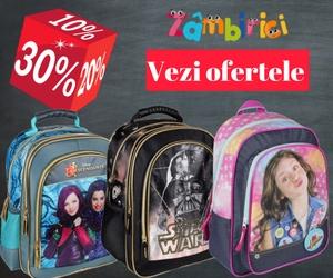 Ofertele Back to School 2016 de la Zambarici