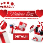 Valentine's Day: Declara-ti dragostea cu un cadou special