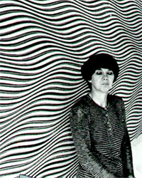 Image result for bridget riley artwork