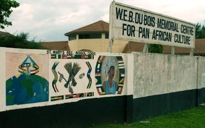 Le centre W.E.B. Dubois à Accra