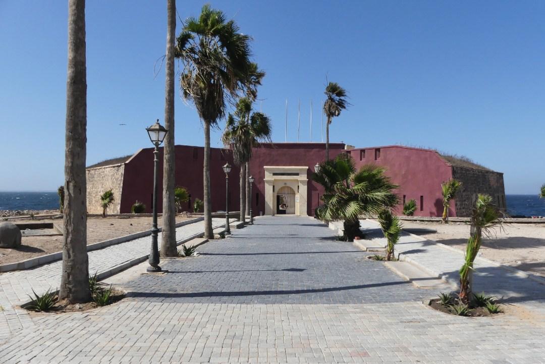 Musée historique de l'île de Gorée