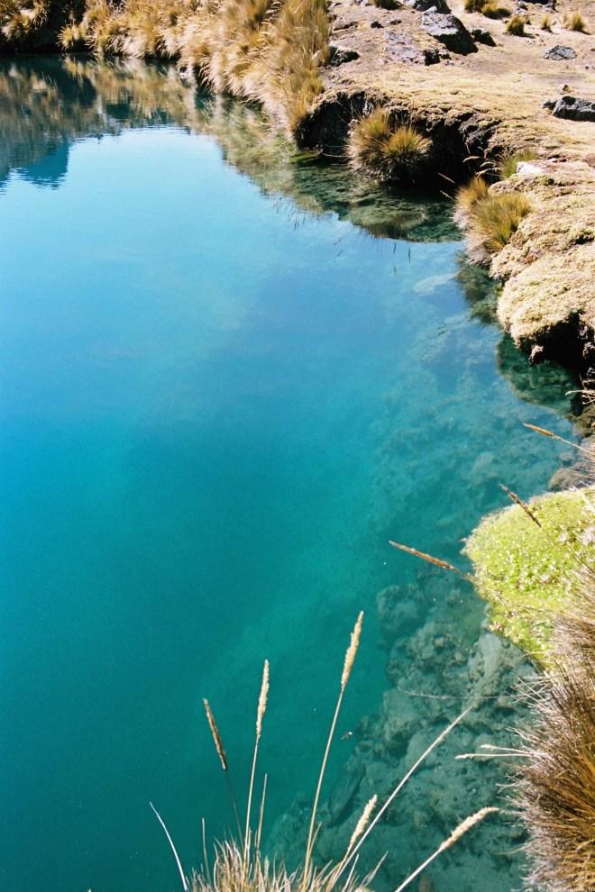 Ausangate: lac