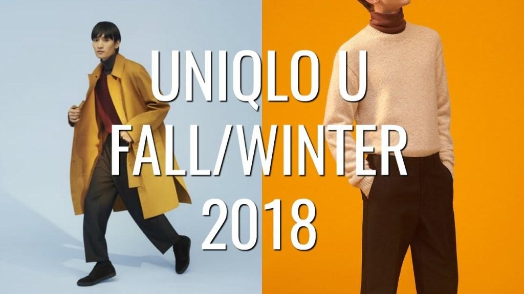 c7d96273c0560 UNIQLO Celebrates Everyday Life FALL WINTER 2018