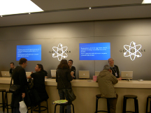 Apple Store - Genius Bar