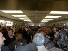 Apple Store - Gente