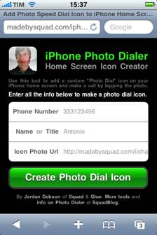 iPhone Photo Dial - 1