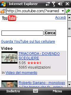 YouTube Mobile Application - 2