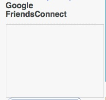 Google Friend Connect - 8