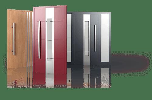 CREO ALUMINIUM EXTERNAL DOORS | LEWANDOWSKI