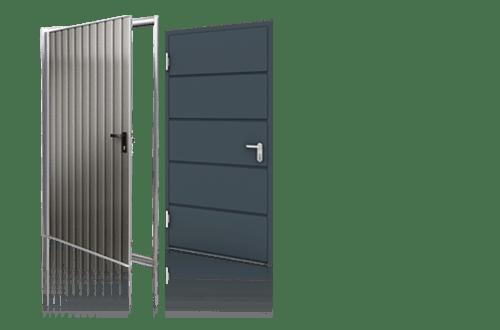 SIDE STEEL DOORS | LEWANDOWSKI